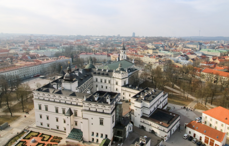 VISITING TOP 5 MUSEUMS IN VILNIUS