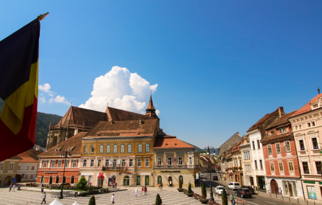 TRAVEL GUIDE TO MYTHICAL TRANSYLVANIA